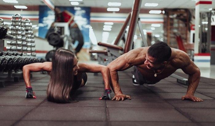 Мотивация спорт