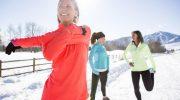 Тренировка на улице зимой, 5 советов как не навредить себе
