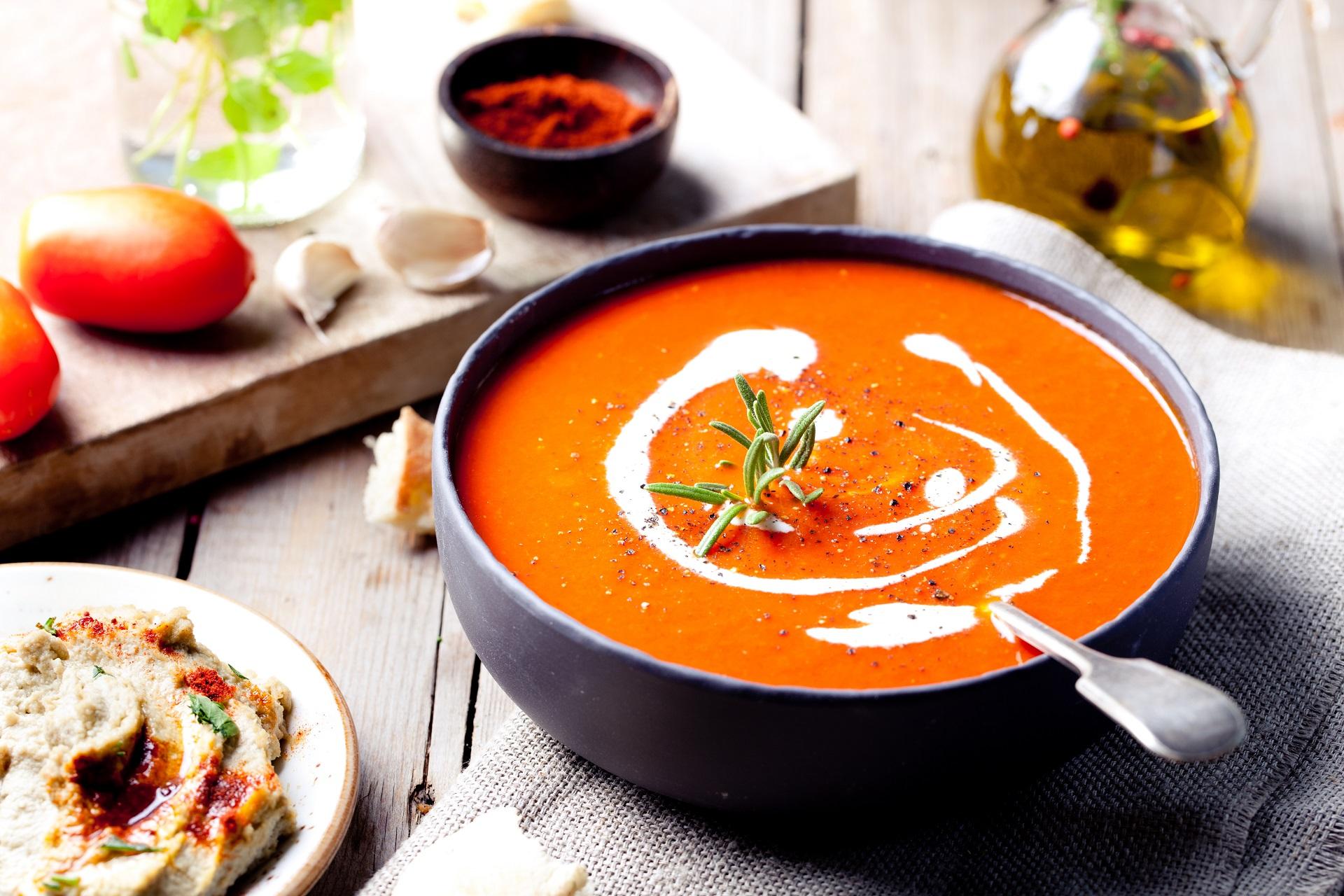 Суп пюре диетический