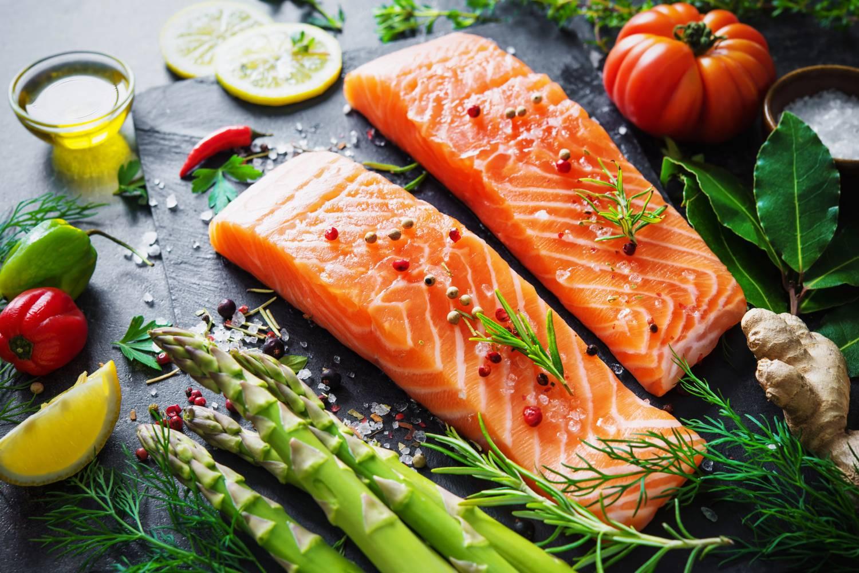 витамины в рыбе