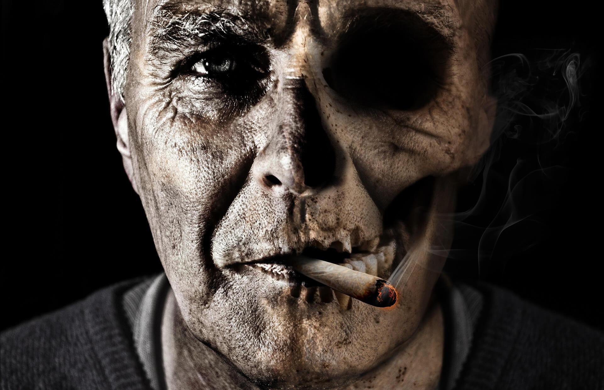 Набор веса при отказе от курения
