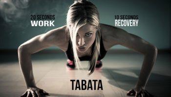 Табата-лучший способ к идеальной фигуре и похудению.