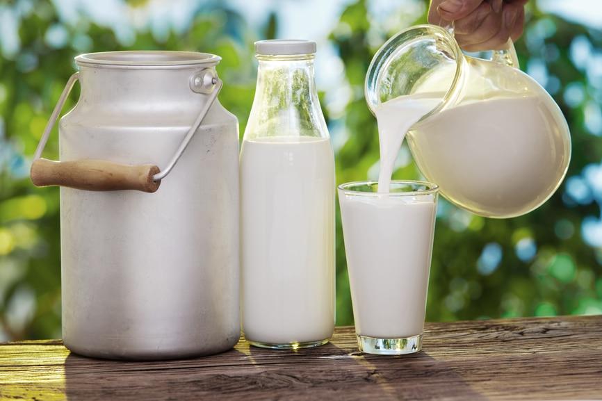 польза коровьего и козьего молока для женщин