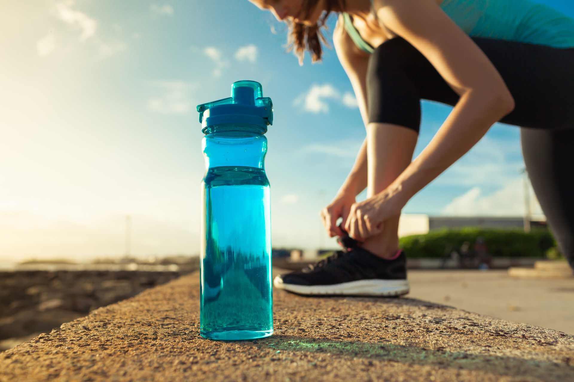 пить ли воду во время бега