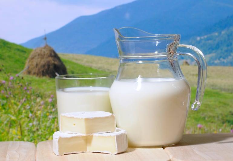 +польза молока для организма