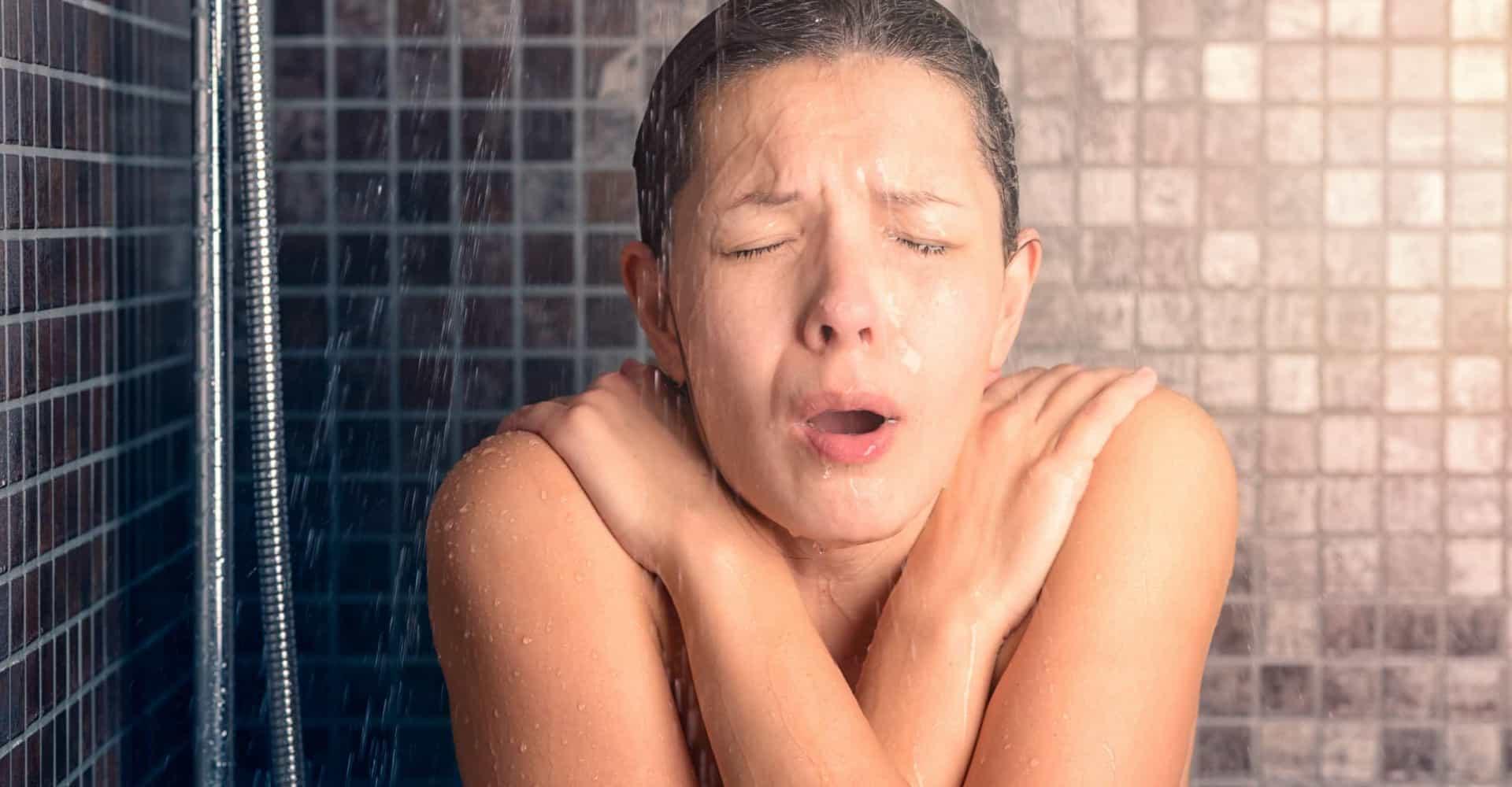 горячий душ вред и польза