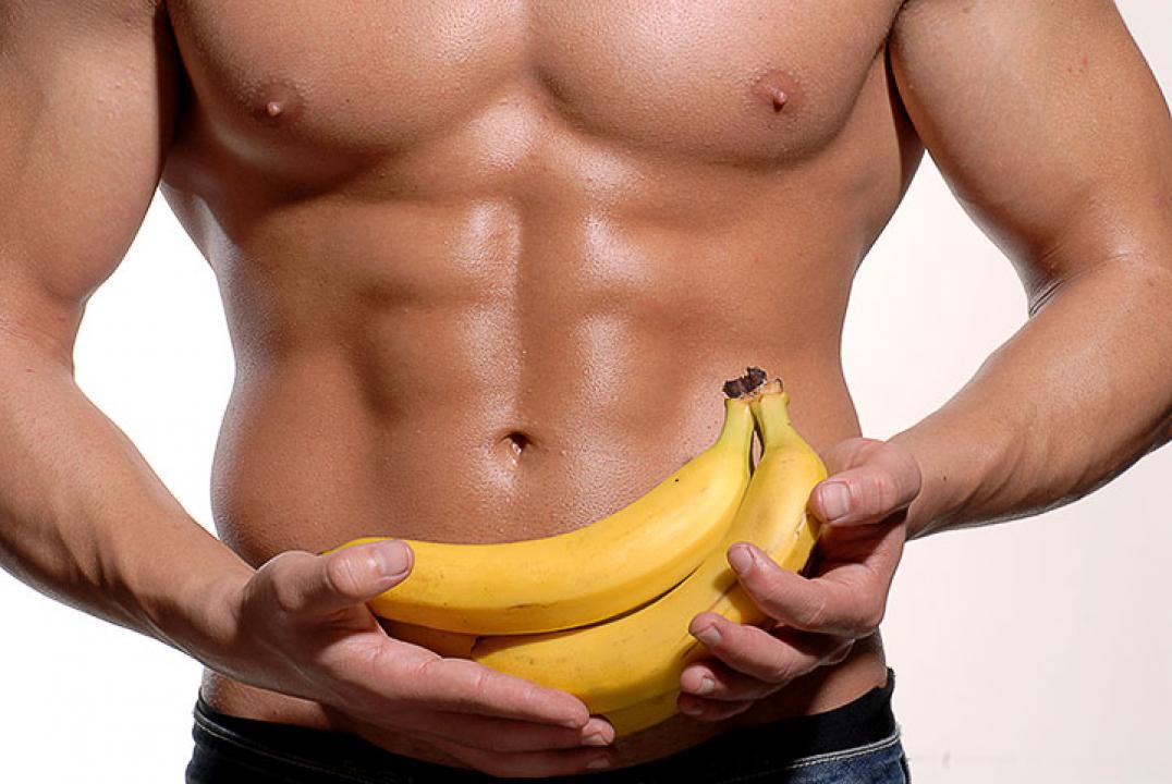 банан полезный