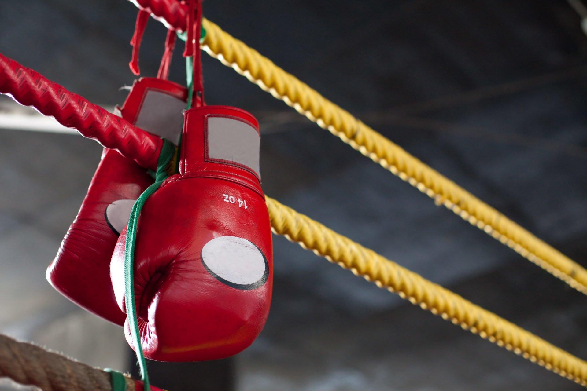 спортивная школа бокса