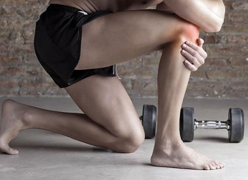 Болят суставы после тренировки