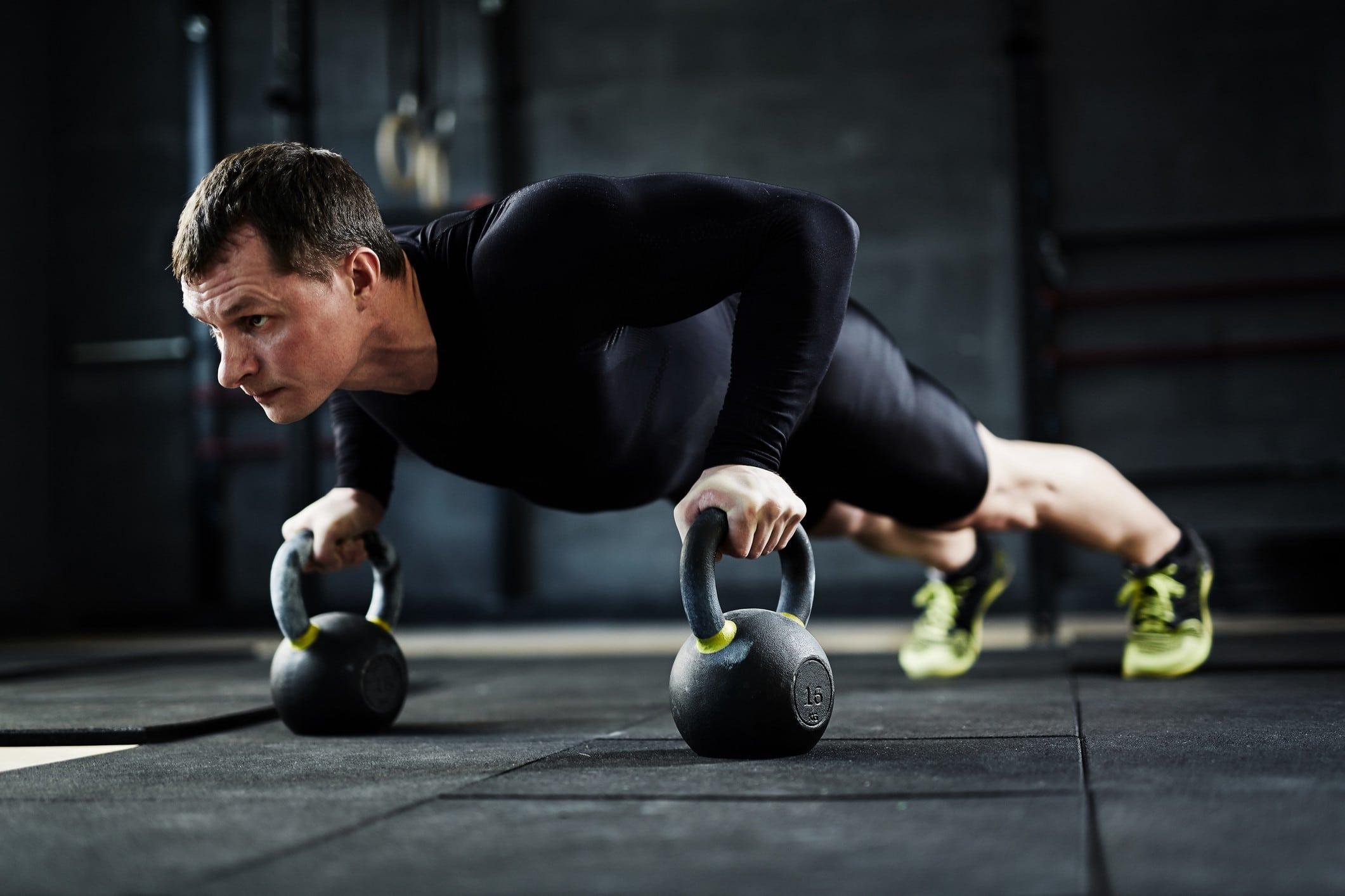 силовой тренинг после 40