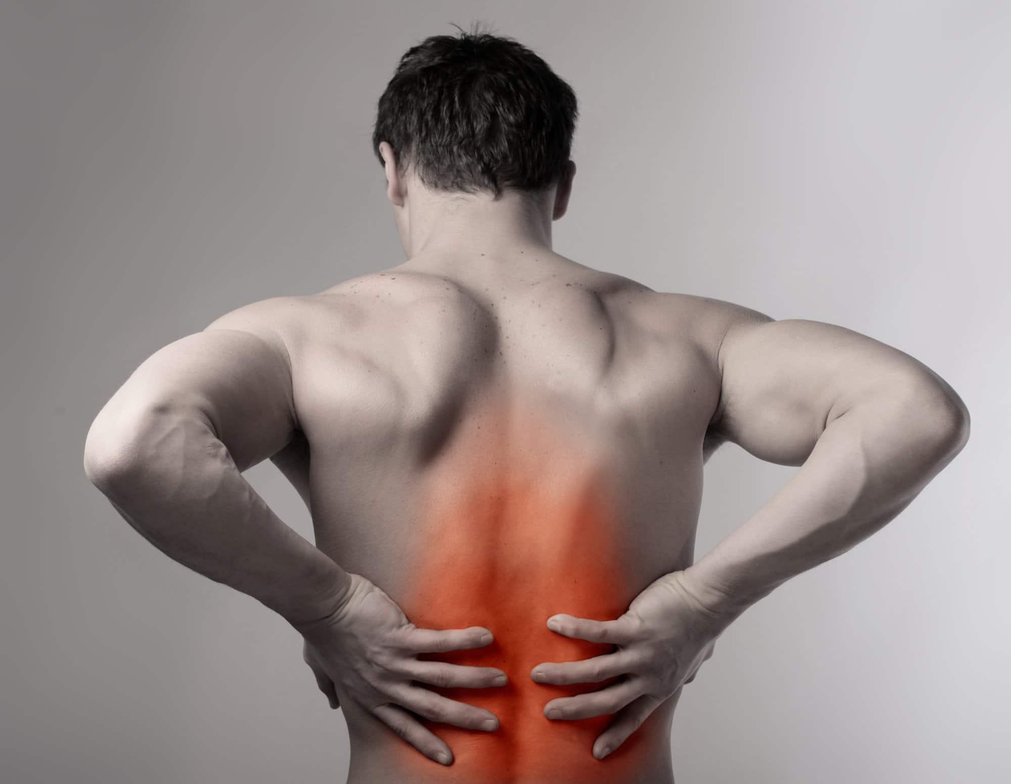 болит спина в пояснице