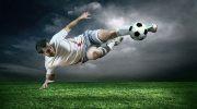 Футбольный матч с коэффициентами от Винлайн
