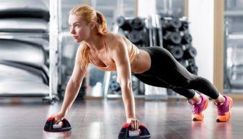 Упоры для отжиманий или как эффективно прокачать тело