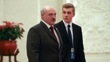 Сколько лет сыну Лукашенко Николаю